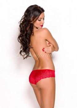 dámské kalhotky červené